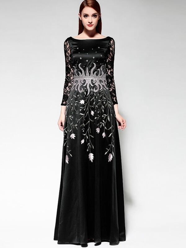 Robe de soiree shein