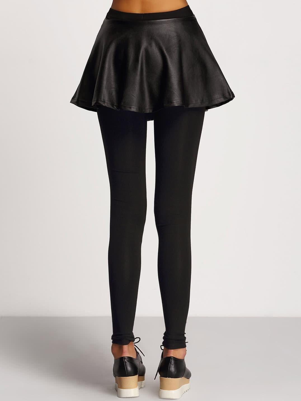 Skirt With Elastic Waist 51
