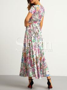 406e4f07005 Cheap Button Split Front Flare Maxi Dress for sale Australia