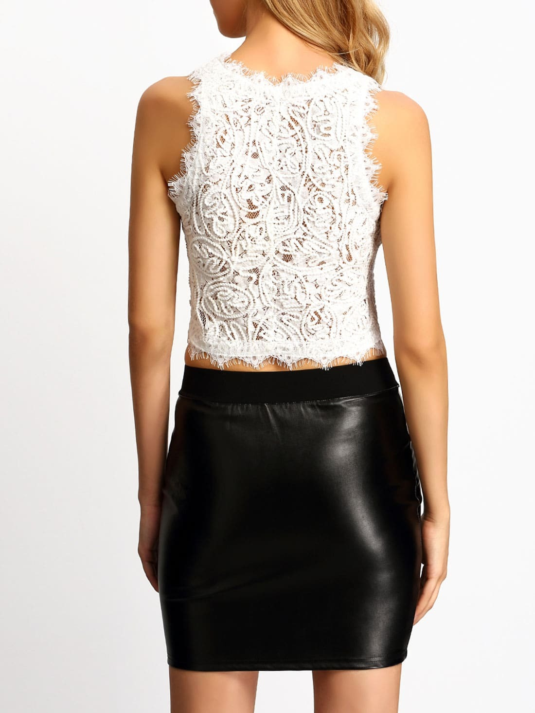 Free shipping LIMITED OFFER Cut Out Lace Tank Top in WHITE L with only $ online and shop other cheap Tank Top on sale at russia-youtube.tk Fashion Clothing Site with greatest number of Latest casual style Dresses as well as other categories such as .