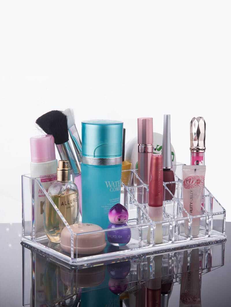 Acrylic Makeup & Beauty Storage