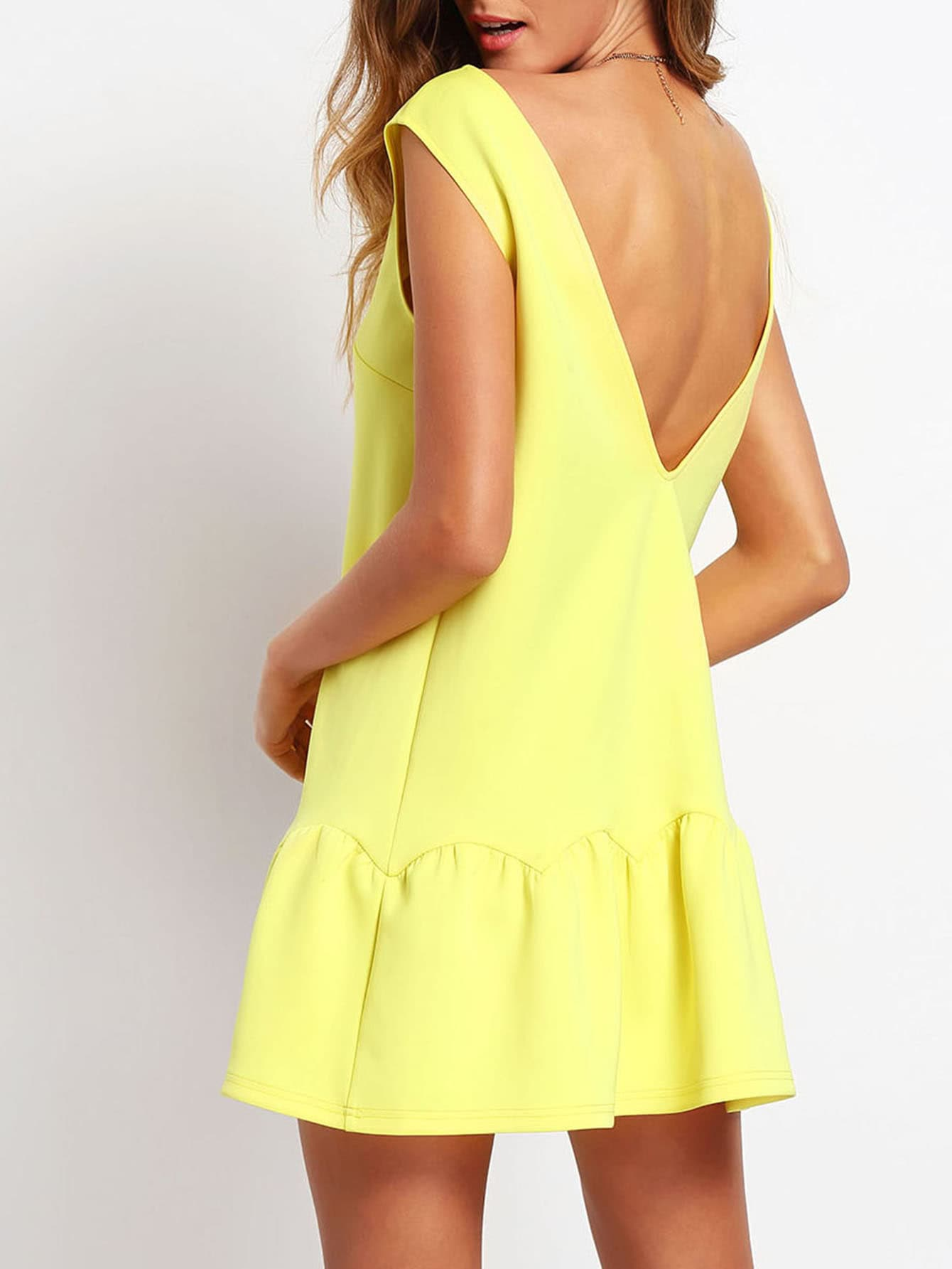 Fee g yellow dress h and m