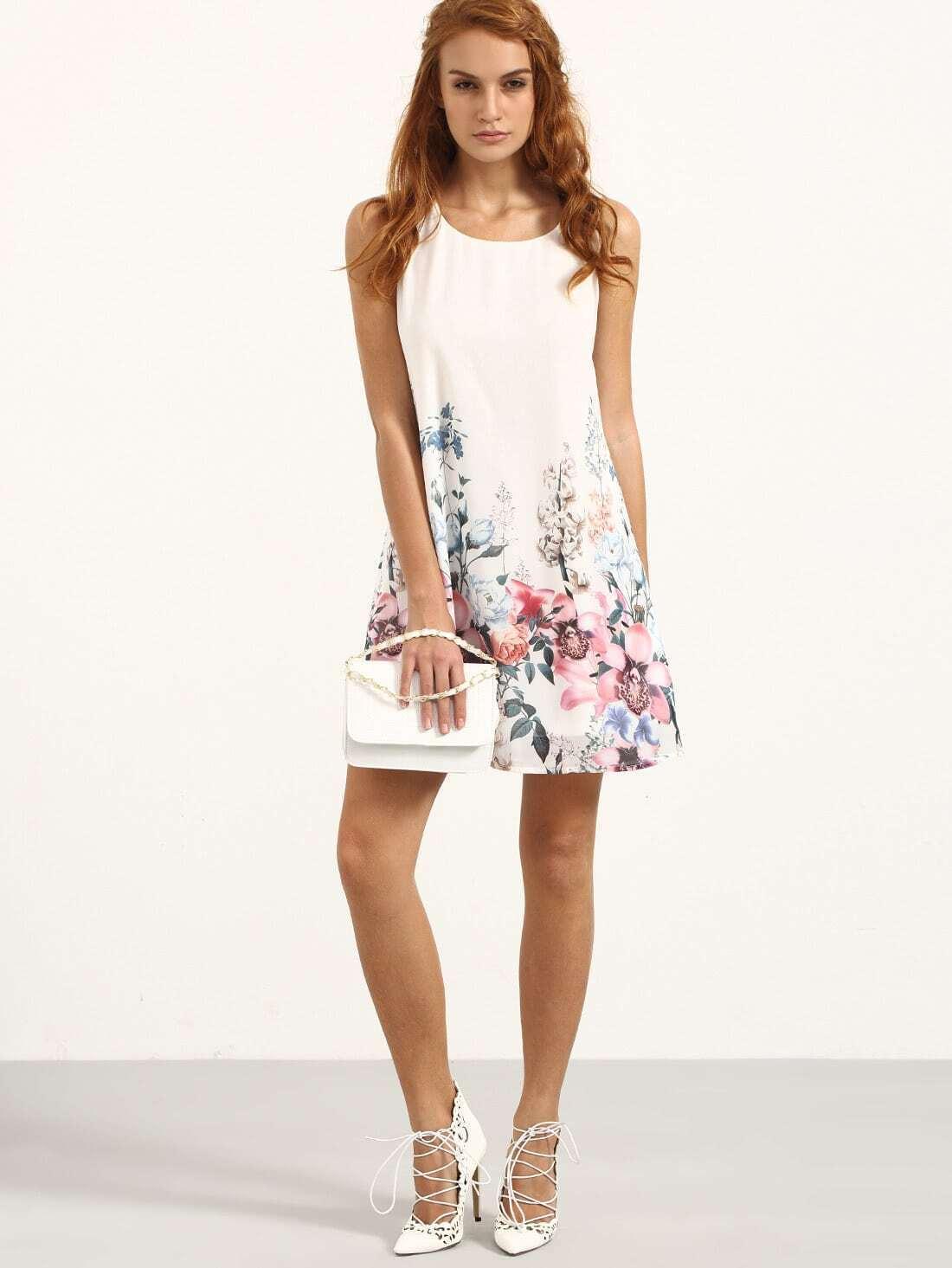 لباس گلدار مجلسی
