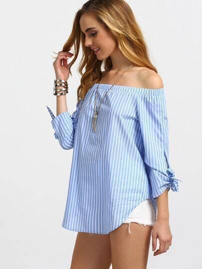 блузка с кружевными рукавами для девочек