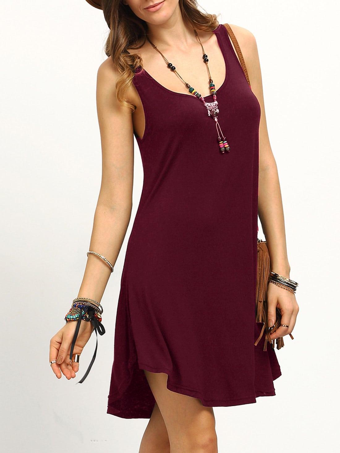 Swing Tank Dress -SheIn(Sheinside)