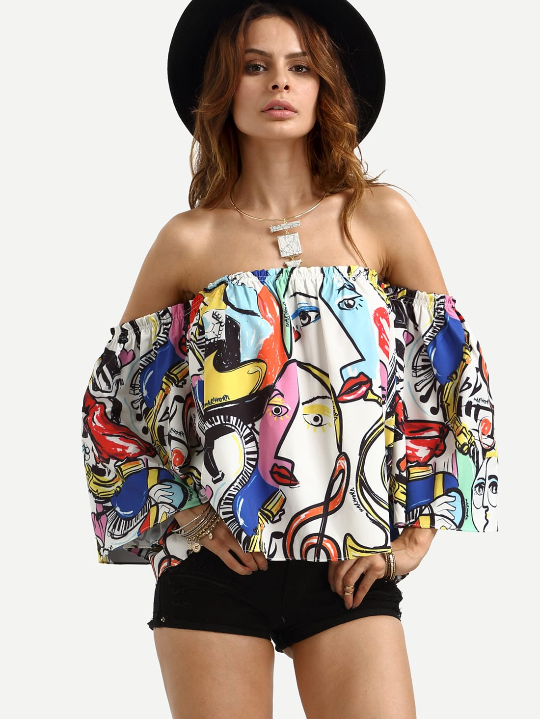Fashion Tops And Blouses