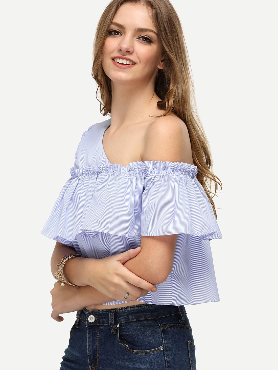 Shop for ruffle blouse at tennesseemyblogw0.cf Free Shipping. Free Returns. All the time.