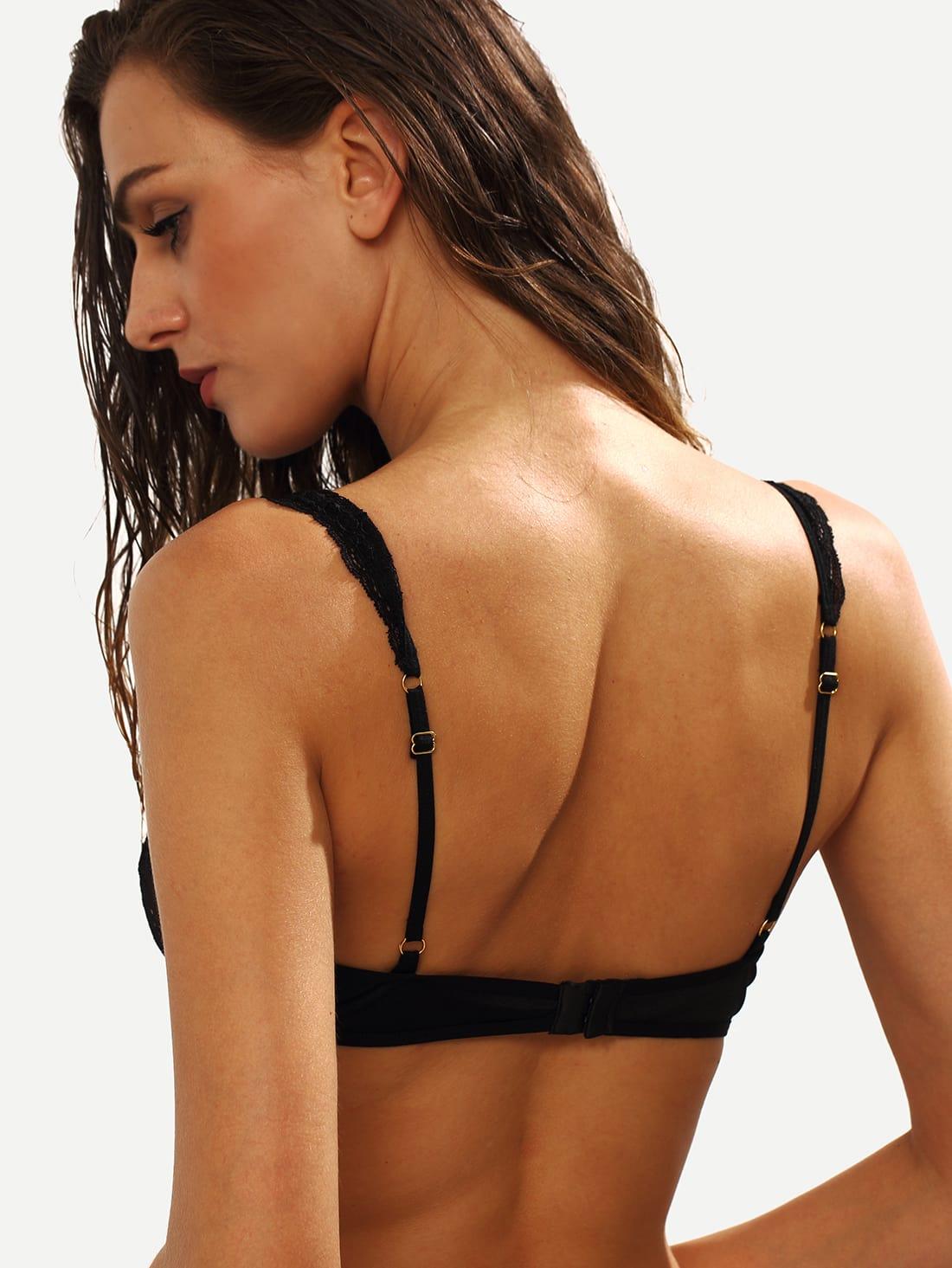 Black Ring Bikini 29