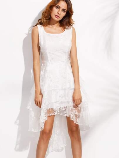low priced 9c05a 233a5 Kleider lang weiß. Weiße Kleider günstig online kaufen. 2019 ...