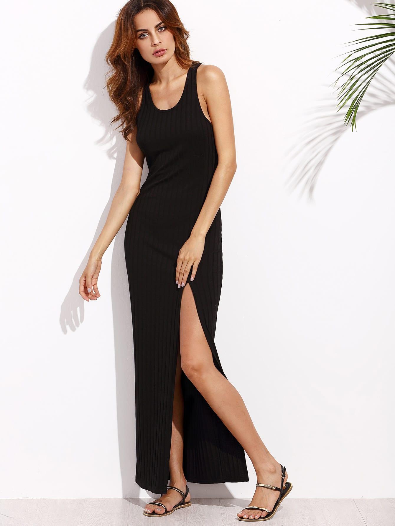 Kleid schwarz trager