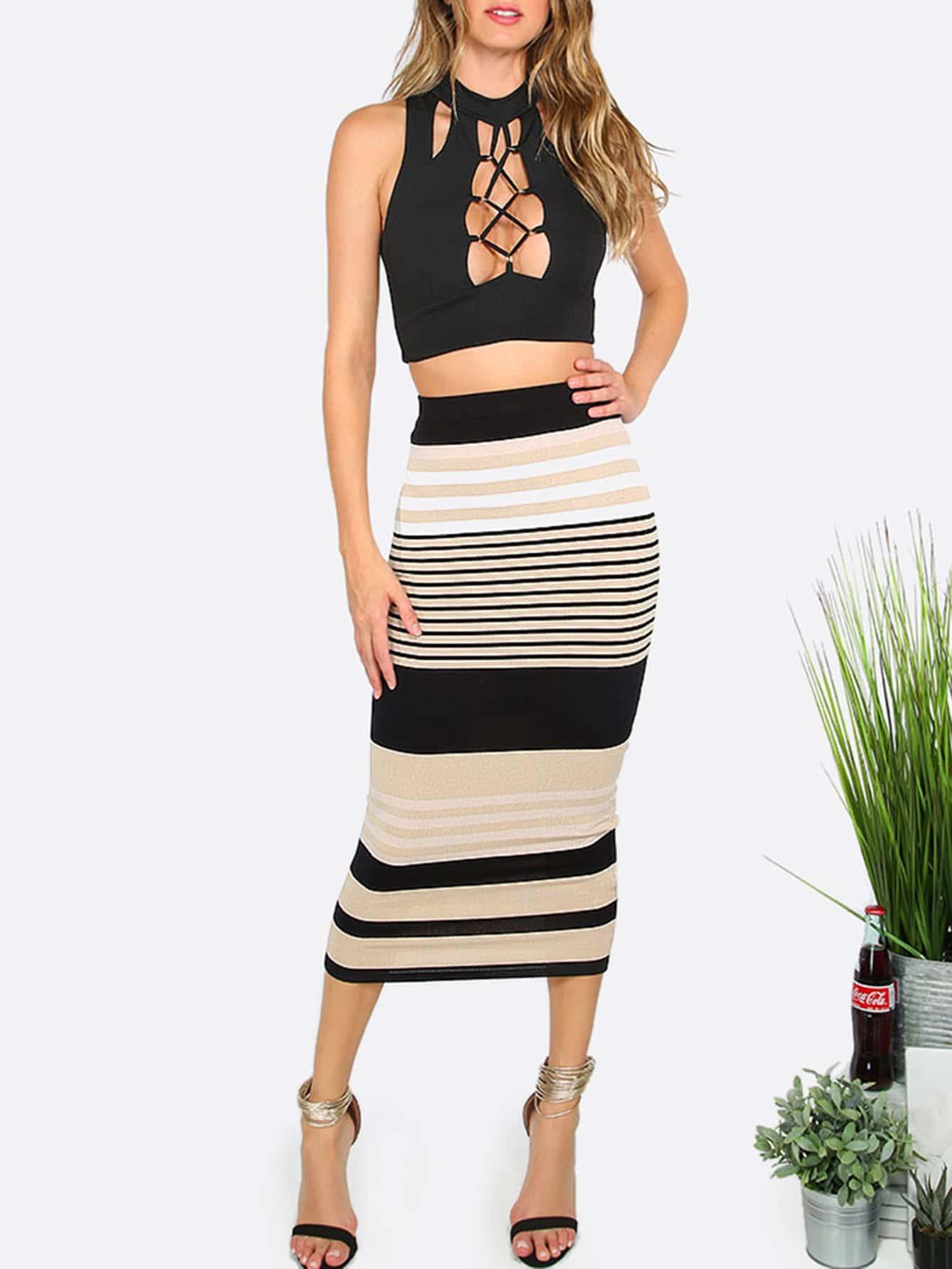 Manufacturer turkey jones Boat Neck Plain Back Hole Maxi Dress for women size chart