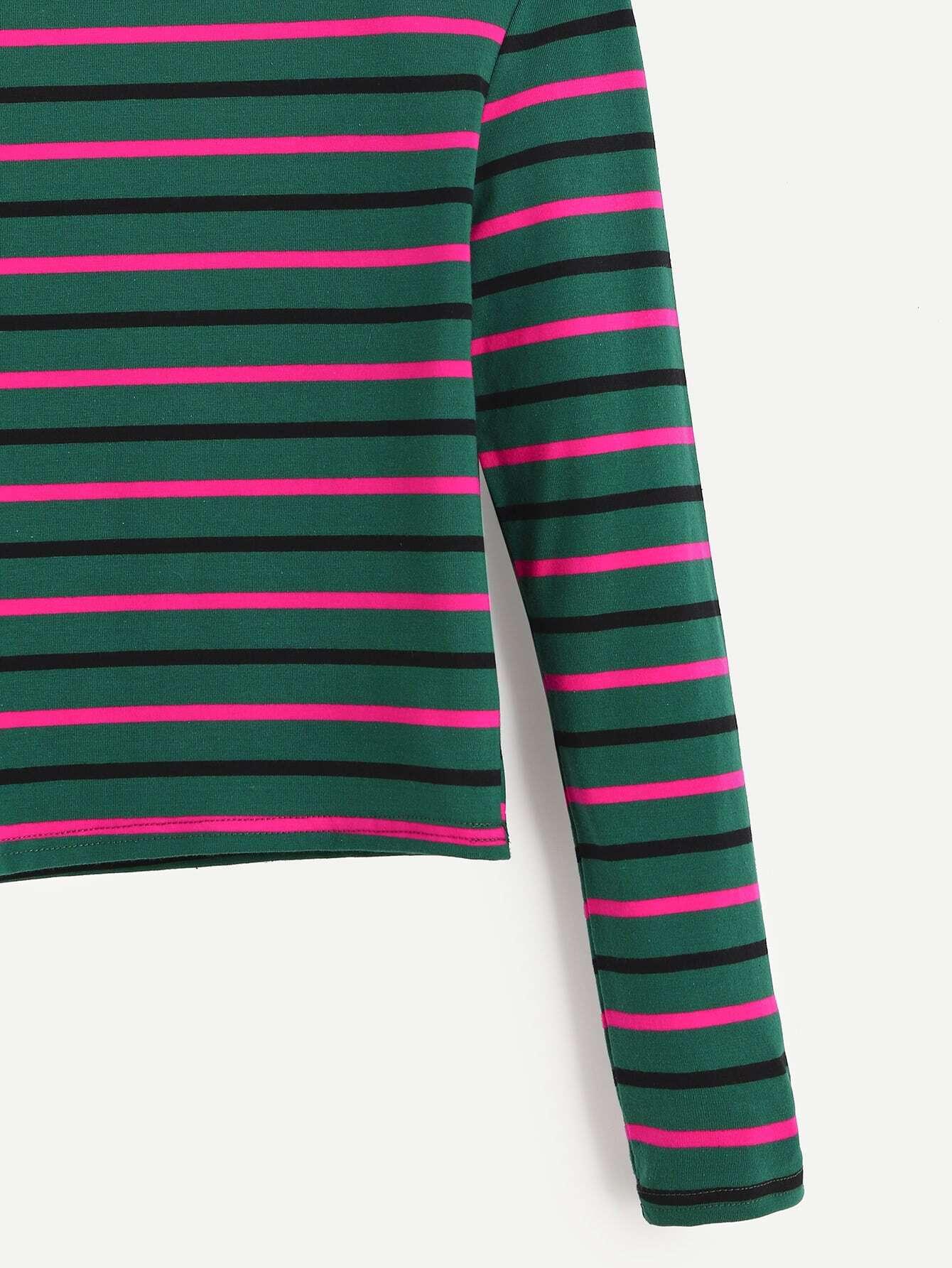 Pro Tour Striped Golf Polo Shirt belk