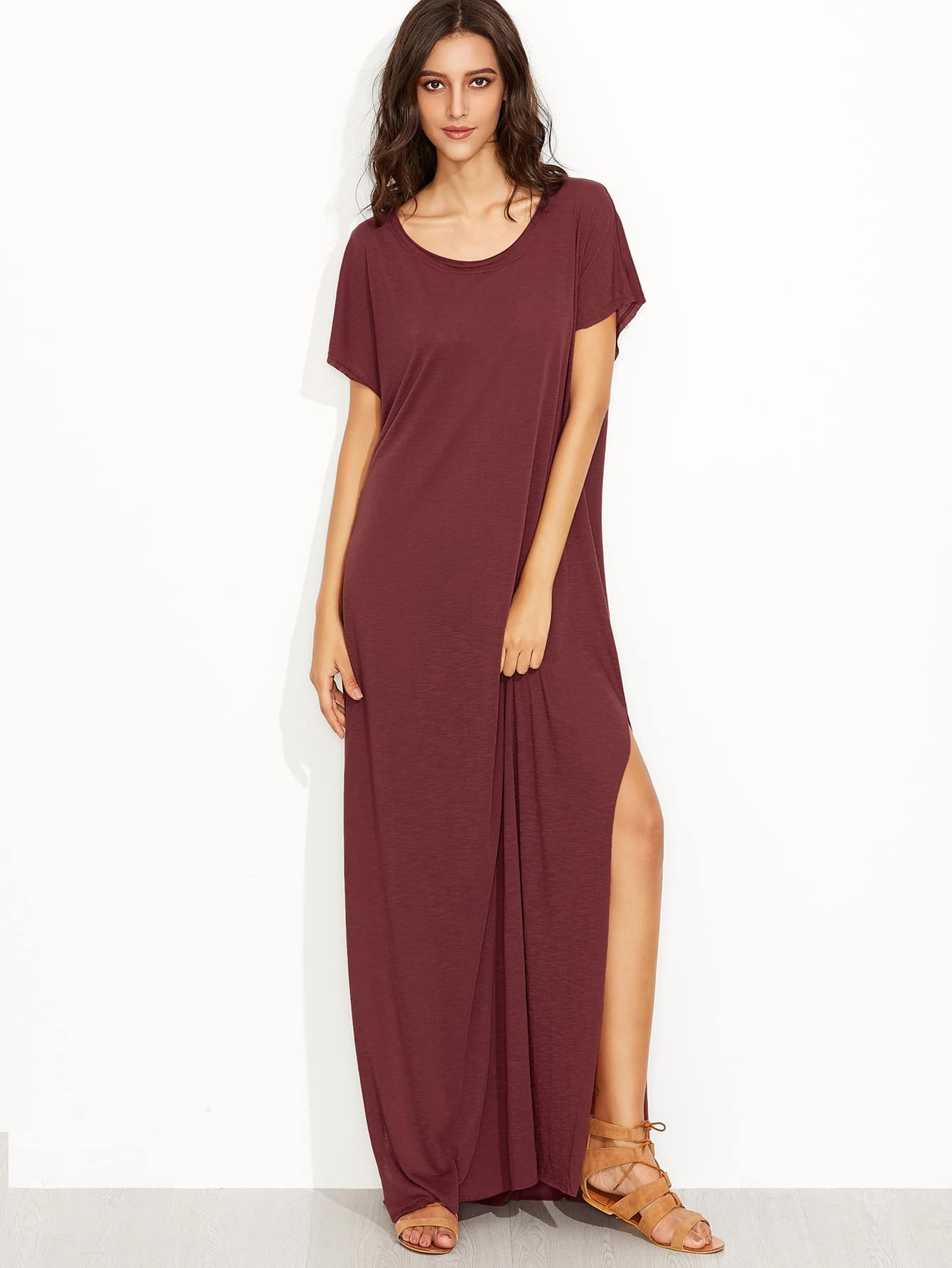 t shirt maxi dress uk apple
