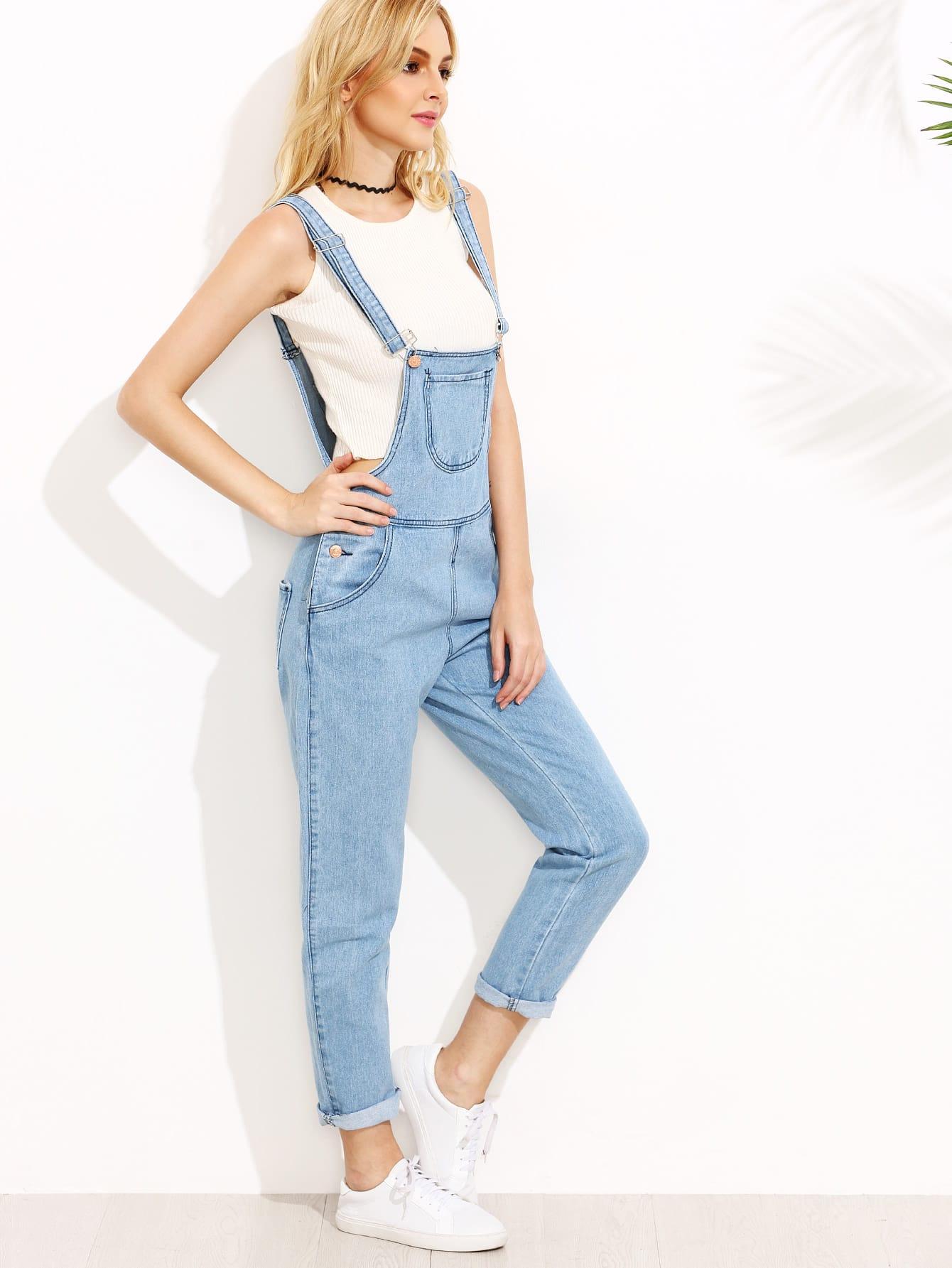 535a9955d جمبسوت جينز أزرق   شي إن