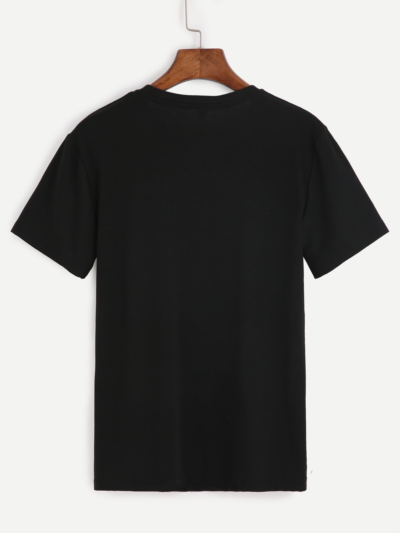 2973f7ff462e Slogan Print T-shirt | SHEIN UK