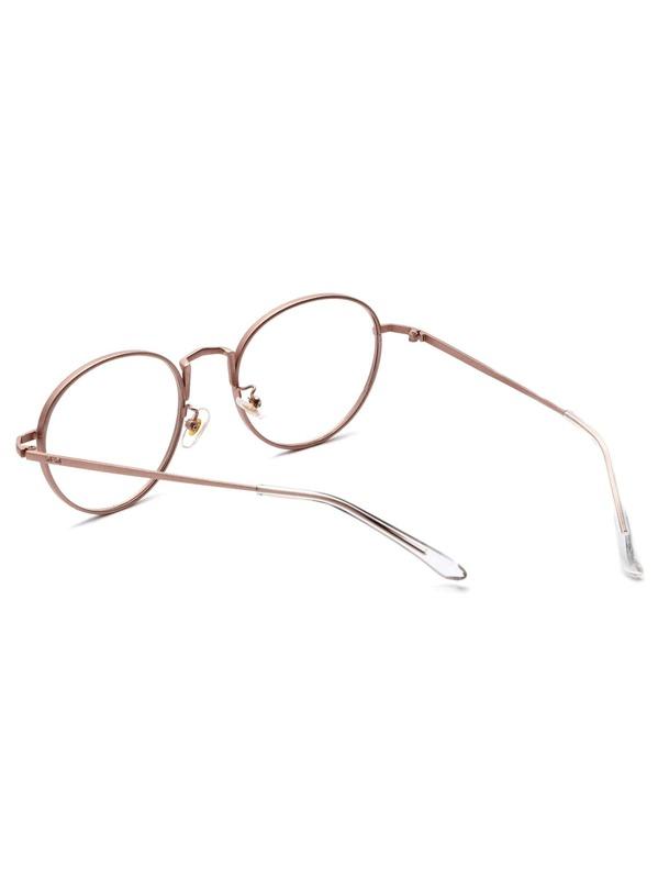 d45ec8c0ef Cheap Rose Gold Delicate Frame Clear Lens Glasses for sale Australia ...