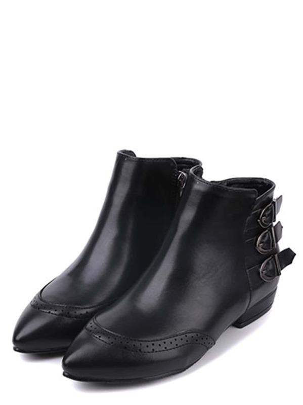 Black Boots Black Dress