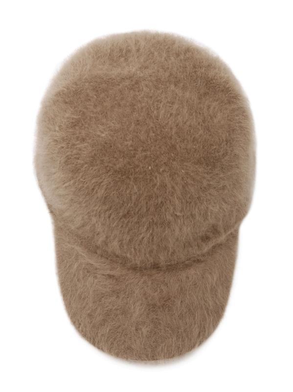 Fuzzy Camel Warm Baseball Cap  6f224869e53