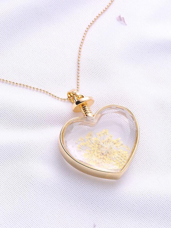 b44e5e312e Heart Pendant Gold Chain Necklace - Pendant Design Ideas