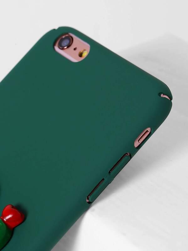 331375c49a Cactus Design iPhone 6 Plus/6s Plus Case | SHEIN