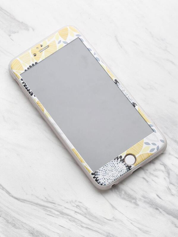 b087aeacf2 Cheap iPhone 6 Plus/6s Plus Case With Phone Holder Tempered Phone Film for  sale Australia | SHEIN