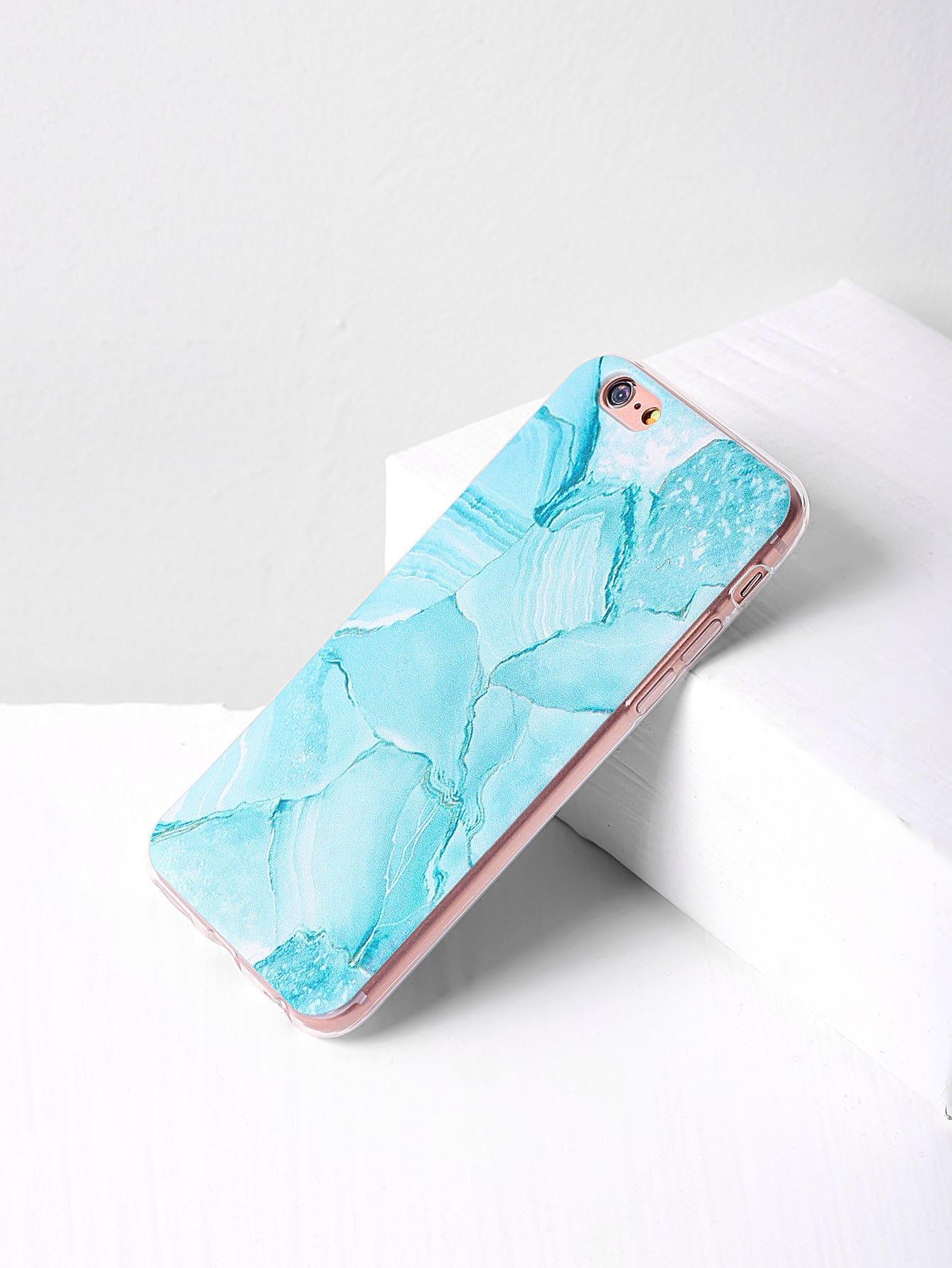 68b052b7c2 Cheap Marble Print iPhone 6/6s Case for sale Australia | SHEIN