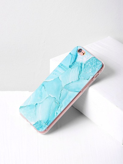 b248744174 Cheap Marble Print iPhone 6/6s Case for sale Australia   SHEIN