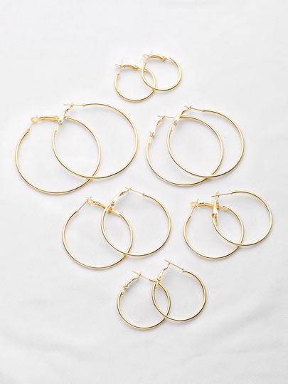 2cf195613 Earrings | Jewelry & Accessories | SHEIN
