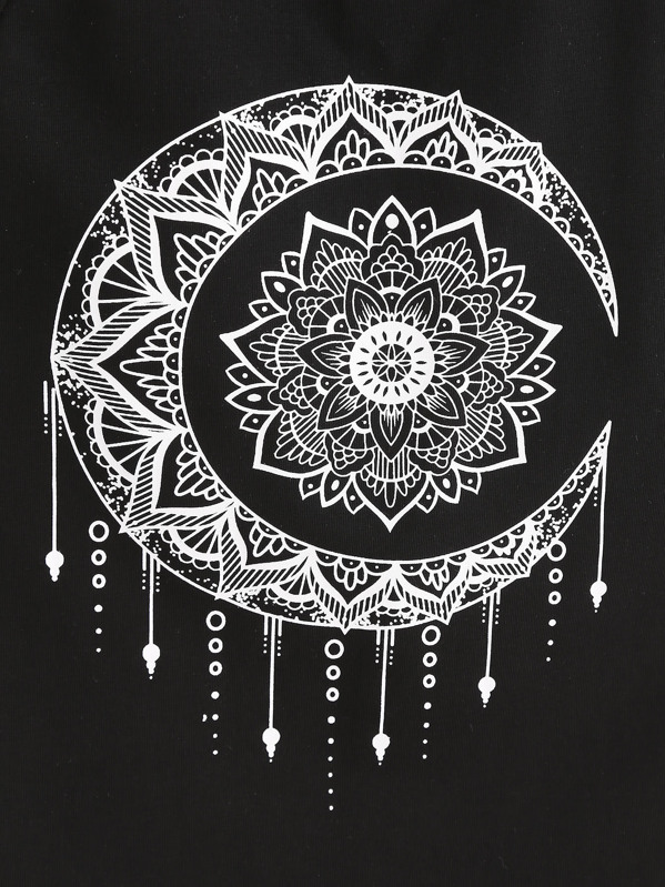 58e97409a81f16 Cheap Halter Neck Mandala Print Top for sale Australia
