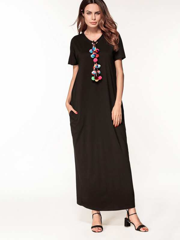 c97d436e4ac SHEIN Ruffle Waist Self Belt Tailored Pants price in Dubai