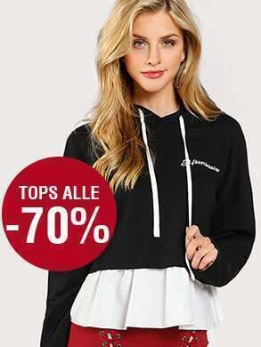 Tops All 70% off