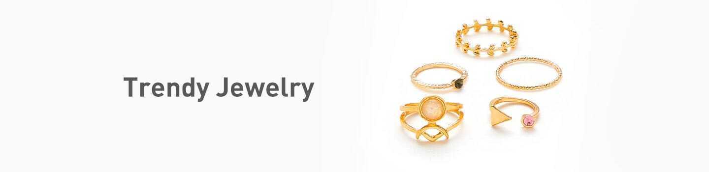 05f58a74b1 Rings - Jewelry, Shop Women's Rings Online | SHEIN IN