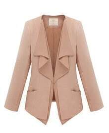 Gossip Girl Solid Color Pink Suit