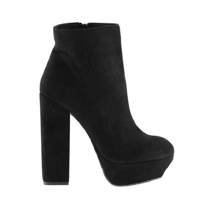 Black Heel Shoes New Look