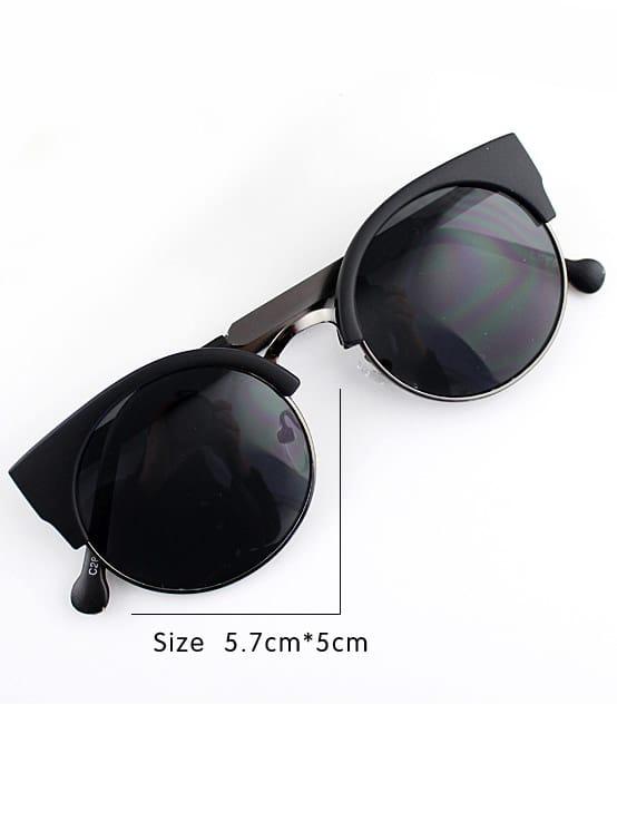 Gafas de de ojo de negro sol gato cSA5RjL34q
