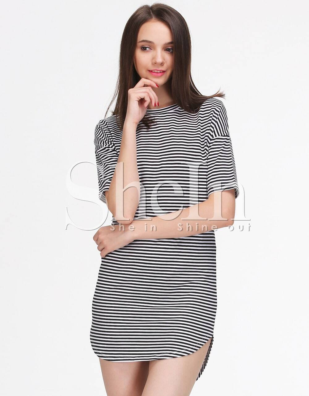 Find stripe loose dress at ShopStyle. Shop the latest collection of stripe loose dress from the most popular stores - all in one place.