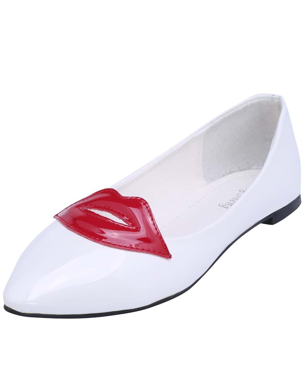 lip shoes