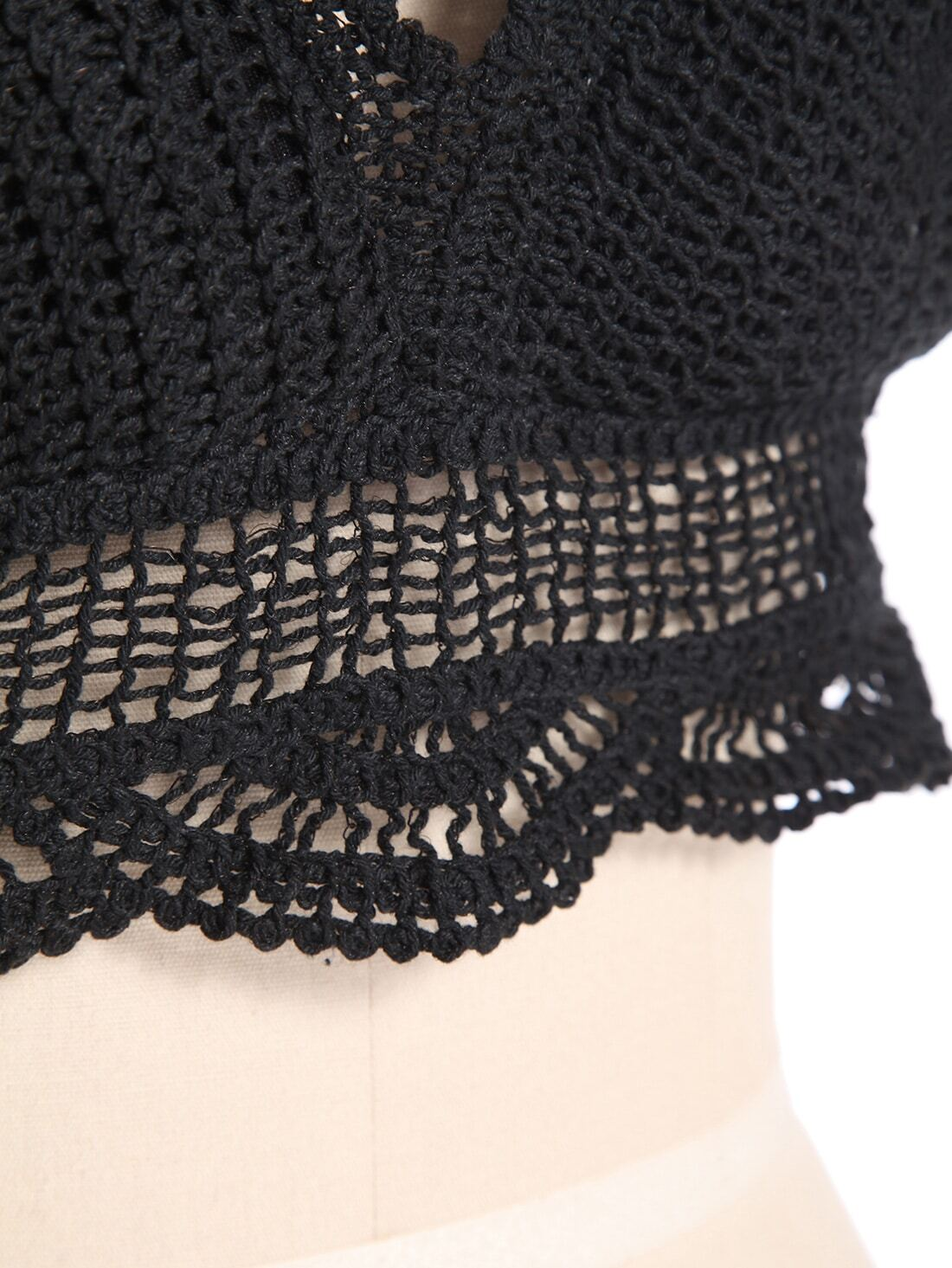 strick bikini bh mit neckholder schwarz german shein. Black Bedroom Furniture Sets. Home Design Ideas